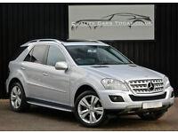 2010 Mercedes ML 300 3.0 V6 CDI Sport Diesel * Sunroof + Nav + Heated Seats etc