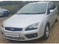 Ford Focus 1.8 125 Zetec Climate. GUARANTEED FINANCE payment between £18-£37 PW