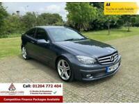 2010 Mercedes-Benz CLC CLASS 1.8 CLC180 KOMPRESSOR SPORT 3d 143 BHP Coupe Petrol