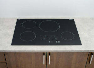 "Brand New 30"" Ancona Elite ""Schott Ceran"" Induction Cooktop"