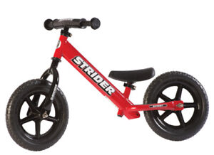 NEW Strider Balance Bikes ONLY @ Sam's Bicycle Shop