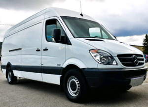 2013 Mercedes-Benz Sprinter 2500 **Toit Haut & Allongé**
