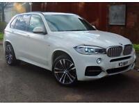 2014 BMW X5 3.0 M50d 4x4 5dr (start/stop)