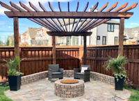 Alberta ProWest Inc-Decks, Fences, Pergolas, Patios, Landscaping