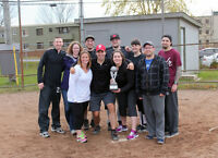 HalifaxPlays Rec Co-Ed Softball league($45 for the season)