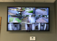 Security Camera & Alarm Installations
