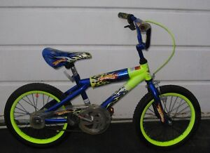 Boy's Bike with 16 inch tires