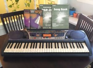 Yamaha Keyboard / Piano PRS 262 Used But In Great Condition