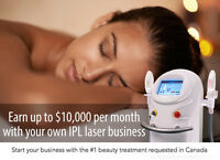 Begin Your Laser Hair Removal and Skin Rejuvenation Biz