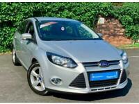 2014 Ford Focus 1.6 ZETEC NAVIGATOR 5d 104 BHP Hatchback Petrol Manual
