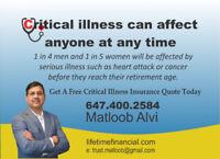 Critical insurance