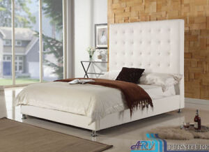Selling DEMO MODEL Queen size Bed.