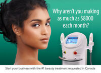 Earn up to $8000/mth w/Laser Biz – FREE Demo/Delivery/Training