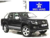 2015 VW VOLKSWAGEN AMAROK ULTIMATE LOW MILEAGE 2.0BiTDi 180PS AUTO AUTOMATIC