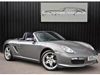 2008 Porsche Boxster 2.7 Sport Edition 6sp Manual *Meteor Grey+Heated Seats+PASM