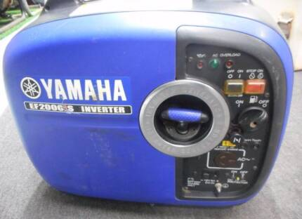 Yamaha EF2000iS Inverter Geni
