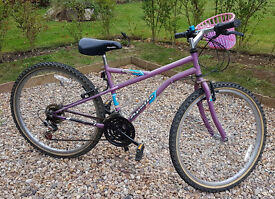 Girls or ladys bike