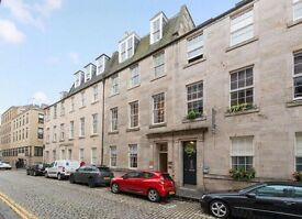 OFFICE SPACE, EDINBURGH CITY CENTRE: AVAILABLE IMMEDIATELY (EH2) HILL ST - £ 309 pcm fully inclusive