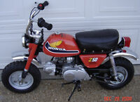 Im looking for a 1974-1978 honda z50.