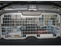 Rear Window Security Grille - Citroen Berlingo/ Peugeot Partner