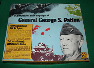 Major Battles and Campaigns of General George S. Patton
