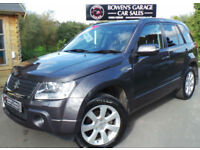 2011 SUZUKI GRAND VITARA 1.9DDIS SZ5 4X4 - 2 OWNERS - FULL S/H - HUGE SPEC