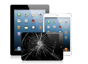 iPad Screen Crack Replacement $55 / iPad Air Screen $85 ☆☆☆☆☆