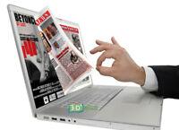 Webmaster - Graphic Designer