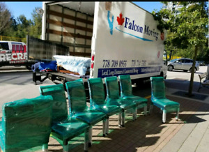 Insured, Fast, Suitable in price with professional movers