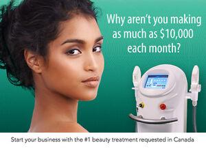 High Profit Cosmetic Laser Biz/Training, Cert & More
