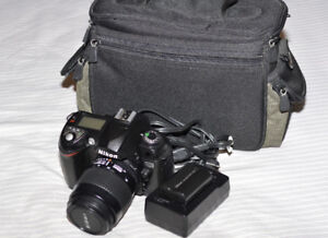 Nikon D 70 camera with 35-80mm lens for sale