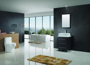⎷⎛Contemporary Bathroom Vanity & Cabinet Blazing Jewel BB24