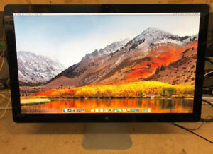 """Apple 27"""" Thunderbolt Display LCD Monitor For Sale!"""