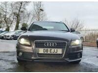2011 Audi A4 2.0 AVANT TDI S LINE DPF 5d 141 BHP Estate Diesel Manual