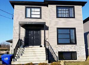Duplex à vendre -Construction 2012