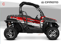 Side by Sides!!   From $8,995  / $32 per week!!  www.ATVTODAY.ca
