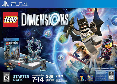 LEGO Dimensions Starter Pack PS4 New PlayStation 4, playstation_4