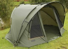 Fox Royale 1 Man Bivvy with winter overwrap