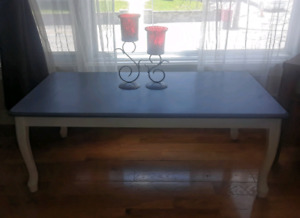 Coffee and end table set PPU
