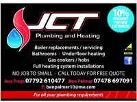 Need a plumber/ heating engineer