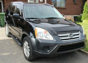 2005 Honda CR-V EX AWD - $6400 (including top winter package)