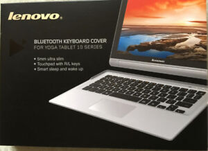 Lenovo Bluetooth keyboard cover for Yoga Tablet 10 Series