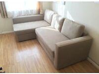 Ikea Corner Sofabed Sofa Bed Manstad L-shape