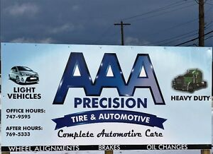 AAA Tire & Automotive ( $69.95 per hour )