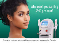 Start Your Cosmetic Laser Biz - Training and Certifcation Incl