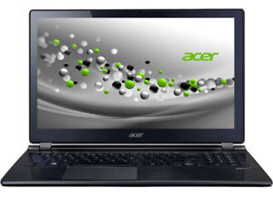 Acer Touch Screen laptop(i5 3rd Gen/4G/320G/Webcam/HDMI)$499