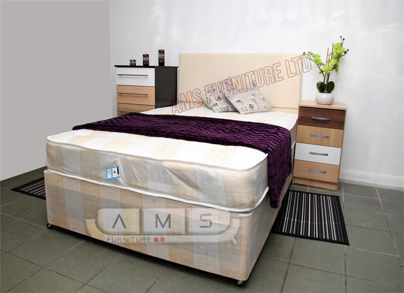 Divan bed base double design inspiration for Cheap single divan bed base
