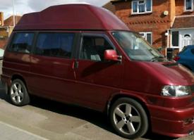 VW CAMPERVAN 2.4 D CARAVELLE