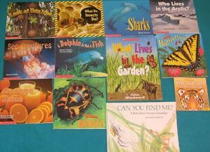 Science and Earth Books for the Primary Reader