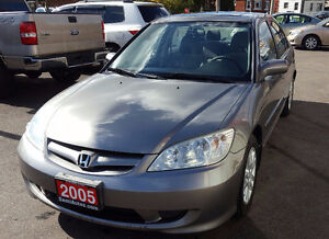 2005 Honda Other LX-G Sedan ACCIDENT FREE SUN ROOF EXTRA CLEAN